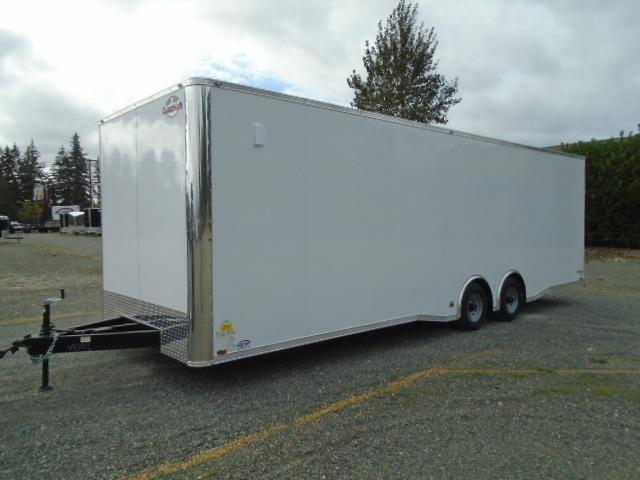 """2021 Cargo Mate E-series 8.5X28 10K w/12"""" Additional Height/D-rings"""