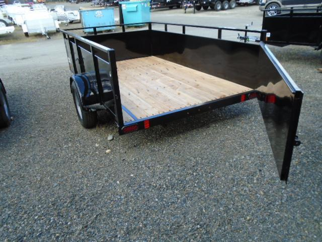 2021 Summit Alpine 6X12 Utility Trailer w/Swing Gate