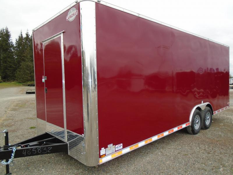 2022 Cargo Mate EH824TA5 Vending / Concession Trailer