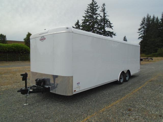 2021 Cargo Mate Blazer 8.5X24 7K With D-Rings / 12V Jack / Ramp Door