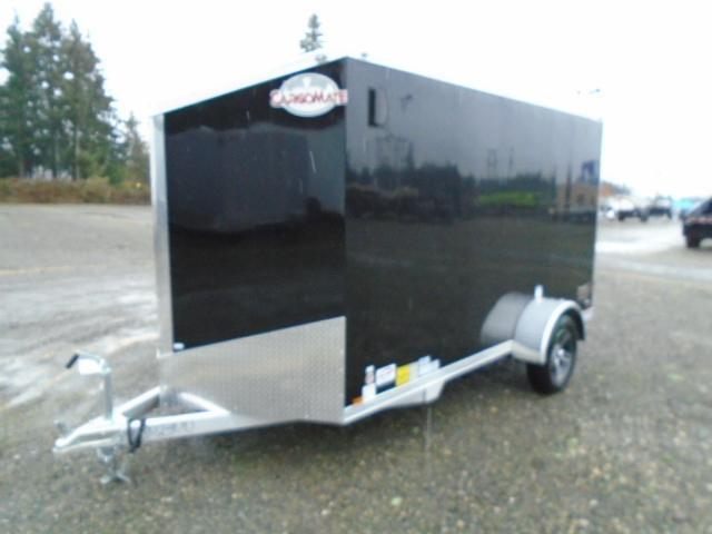 2021 Cargo Mate Aluminum Redline 6X12 Enclosed Trailer