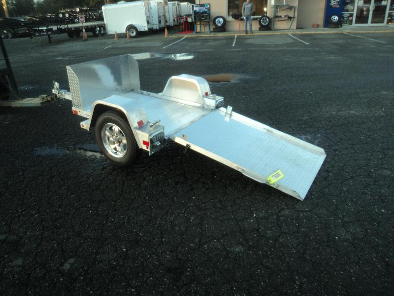 2021 Aluma Wheel Chair Utility Trailer