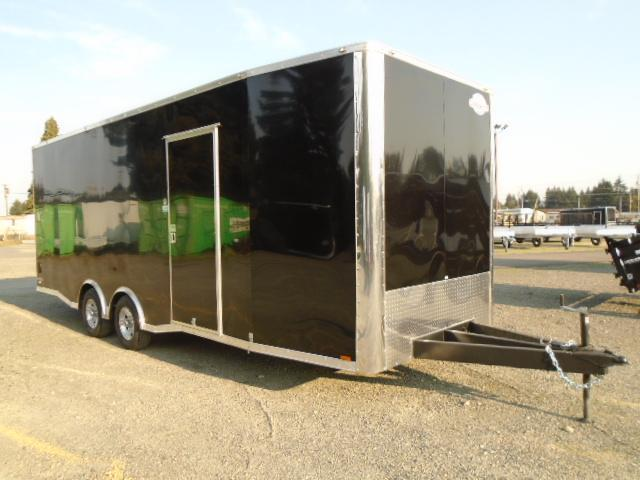 "2021 Cargo Mate 8.5X24 10K E-series with 12"" Extra Height/Cabinets+++"