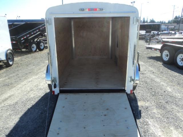 2021 Cargo Mate Blazer 5x8 With Ramp Door