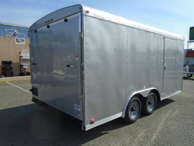 2021 Cargo Mate Blazer 8.5x16 7K With Ramp Door