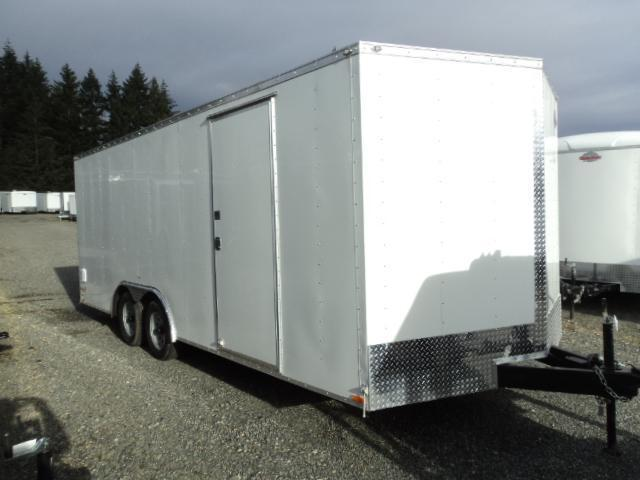 2021 Cargo Mate E-Series  8.5X20 7K Enclosed Wedge Trailer