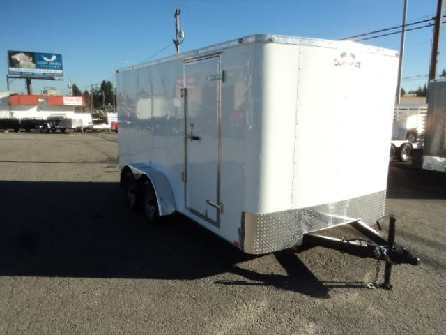 2021 Cargo Mate Challenger 7X14 7K w/Extra Height