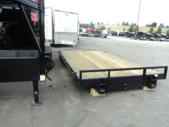 2020 PJ 8x14 Rollster Roll Off Deck