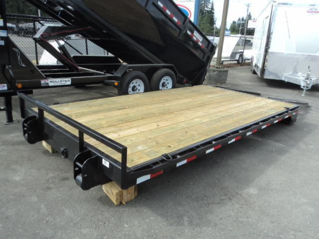2021 PJ 8x14 Rollster Roll Off Deck