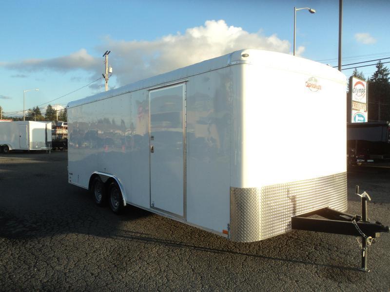 2021 Cargo Mate Blazer 8.5X20 7K w/Cargo Doors