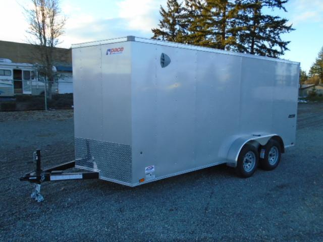 2021 Pace American Journey 7x16 7K Enclosed Cargo Trailer