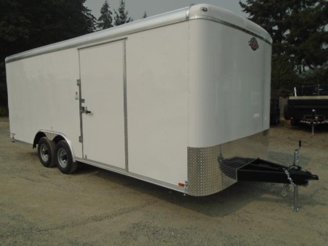 2021 Cargo Mate Blazer 8.5X20 10K Car Hauler Pkg Enclosed Cargo Trailer