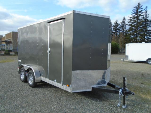 "2022 Pace American Journey 7x14 7K With 6"" Extra Height / Ramp Door"