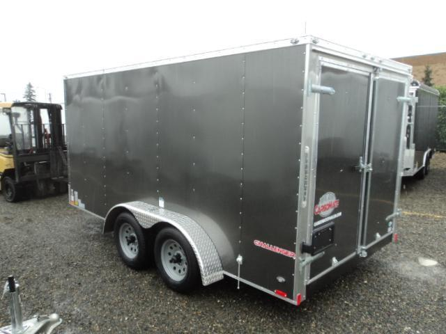 2021 Cargo Mate Challenger 7x14 7K With Cargo Doors