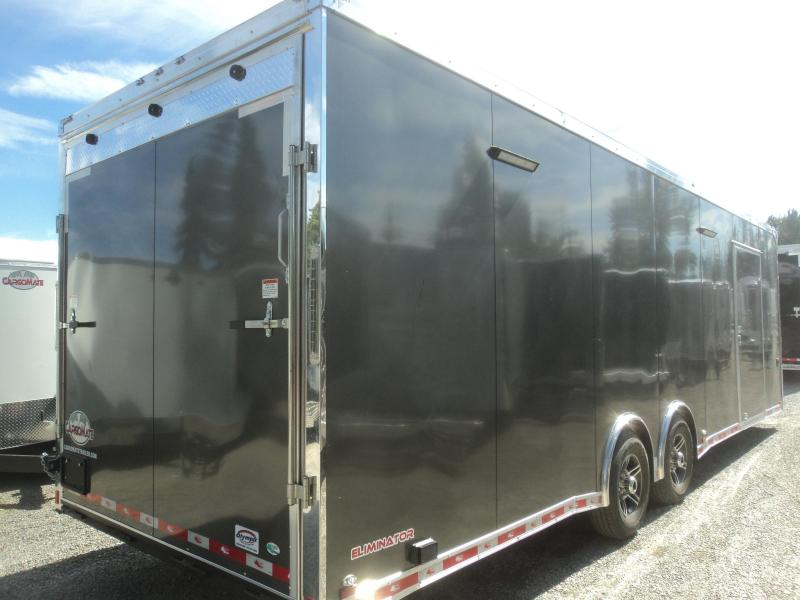 2021 Cargo Mate Eliminator 8.5x28 12K with Race Package