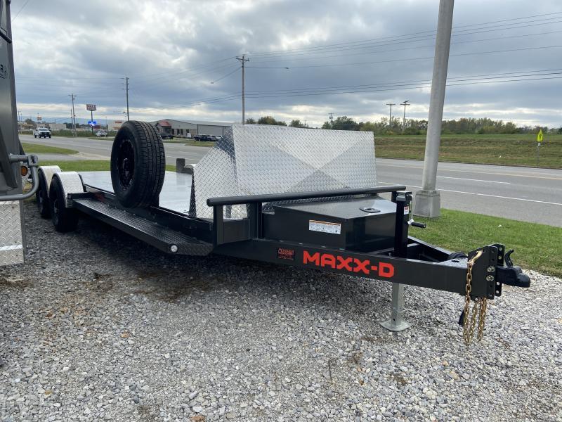 2021 MAXXD A6X8024 Car / Racing Trailer