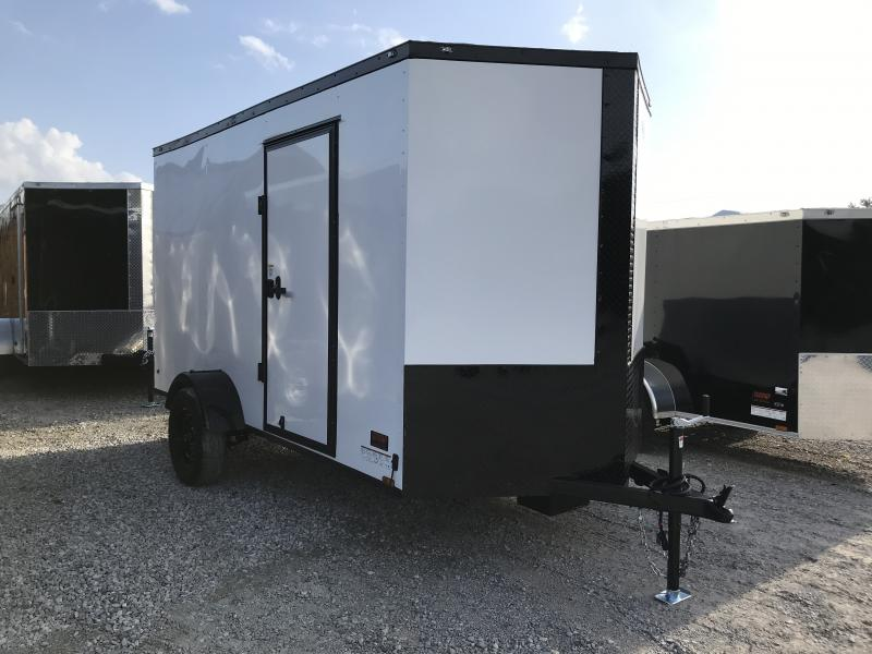 2021 Anvil AT6X12SA Enclosed Cargo Trailer