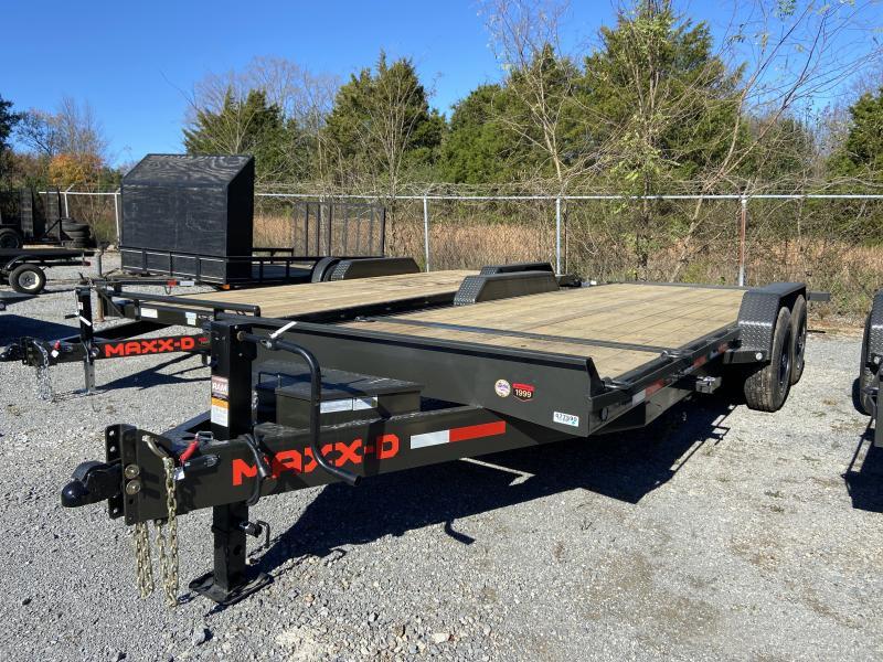 2021 MAXXD G8X8322 Equipment Trailer