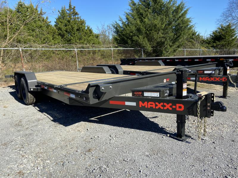 2021 MAXXD G8X8322 Equipment Trailer