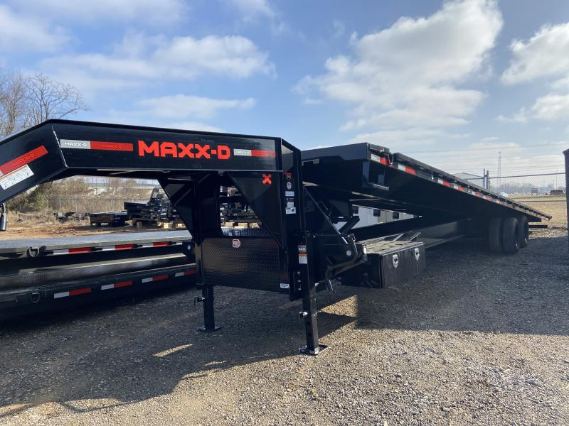 2021 MAXXD Tilting Flatbed Trailer