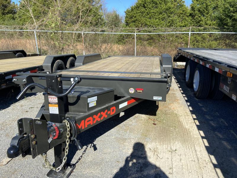 2021 MAXXD G6X8320 Equipment Trailer