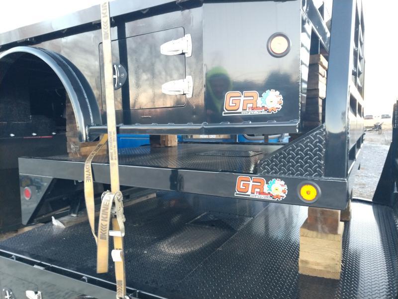 """GR 80""""x7' Regular Truck Bed"""