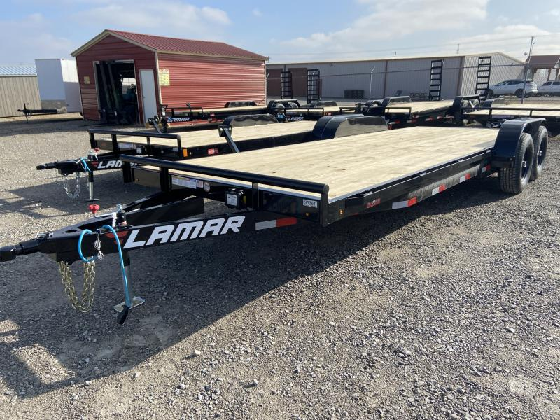 2021 Lamar Trailers CC8322 Car / Racing Trailer