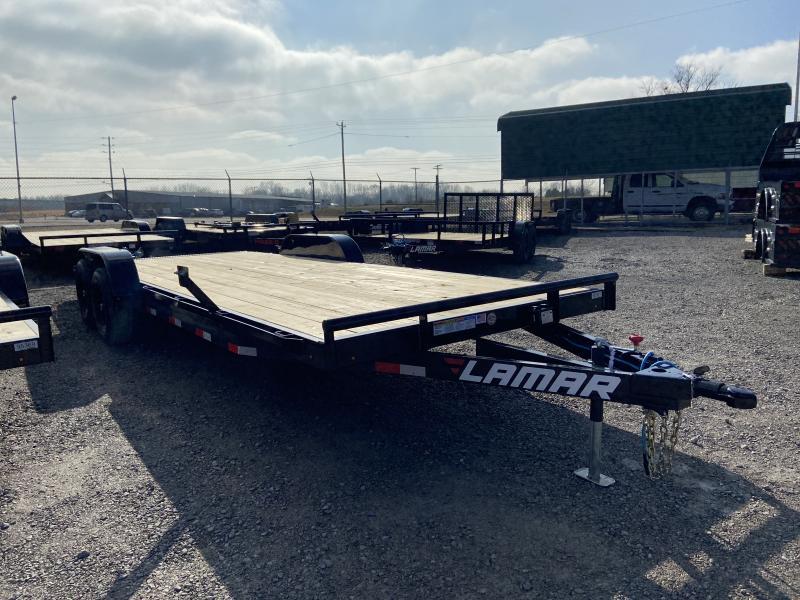 2021 Lamar Trailers CC8322 Car / Racing Trailer