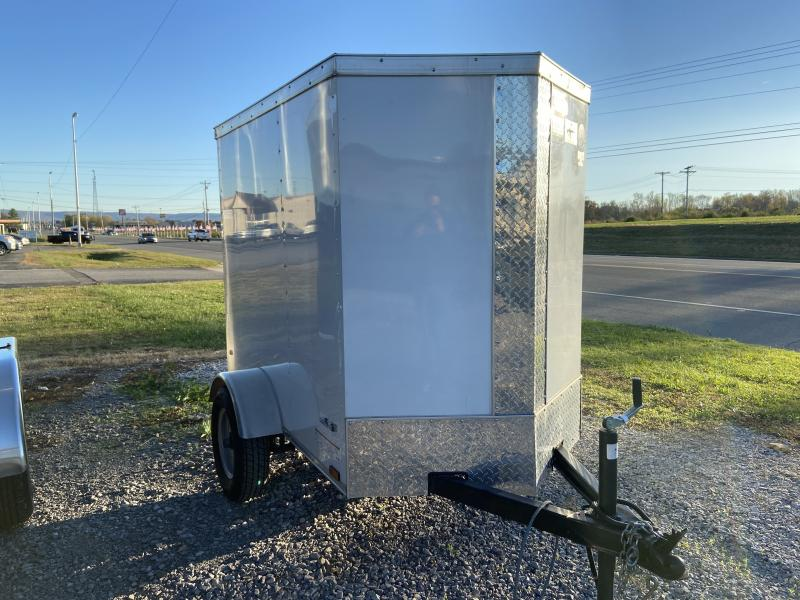 2019 Anvil AT4X6 Enclosed Cargo Trailer