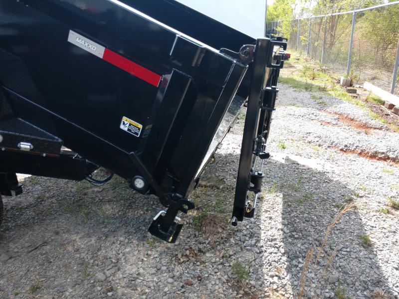 83x16 Dump Trailer