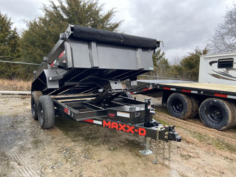 2021 MAXXD D7X7210 Dump Trailer