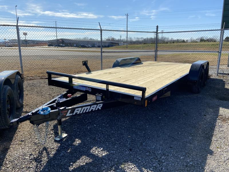 2021 Lamar Trailers CE8318 Car / Racing Trailer