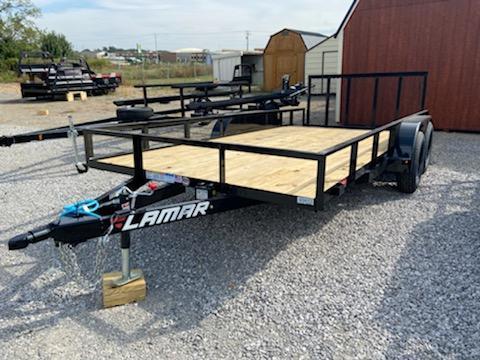 2021 Lamar Trailers UT831623 Utility Trailer