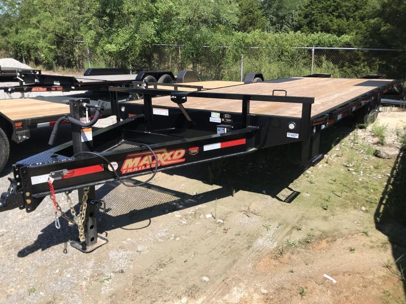 2020 MAXXD DOX10226 Flatbed Trailer