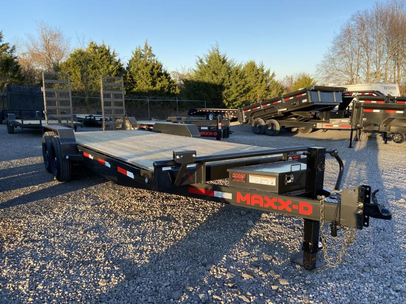 2021 MAXXD C6X8320 Equipment Trailer