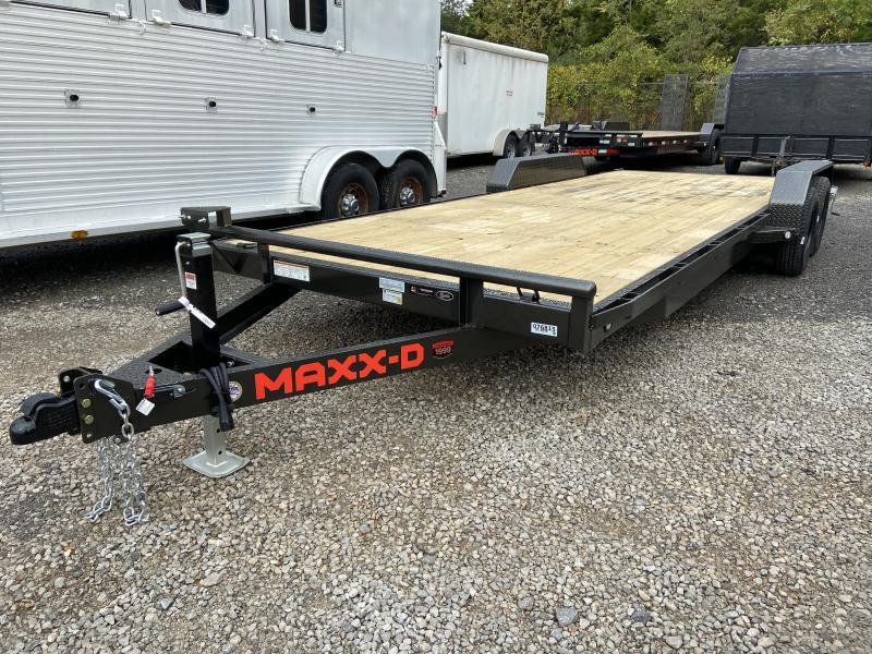 2021 MAXXD C4X8322 Equipment Trailer
