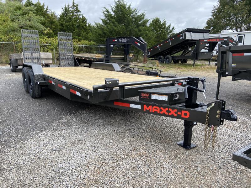 2021 MAXXD C6X8320 Equipment Trailer