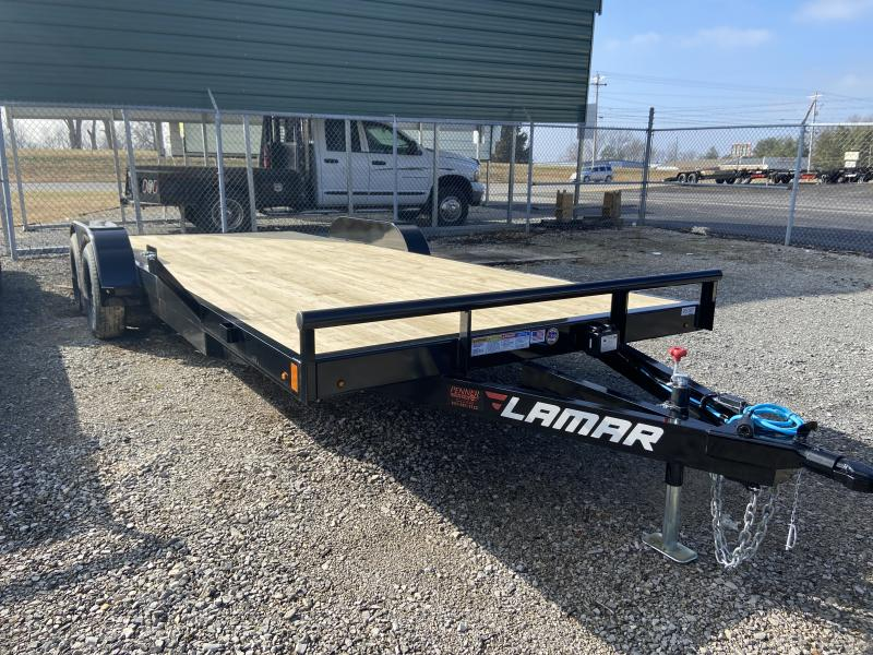 2021 Lamar Trailers CE8320 Car / Racing Trailer