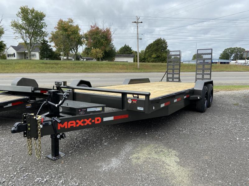 2021 MAXXD C8X8320 Equipment Trailer