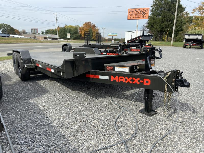 2021 MAXXD T6X8320 Equipment Trailer