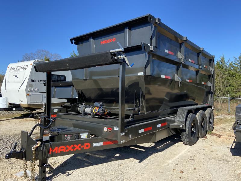 2021 MAXXD RPX8316 Roll-Off Dump Trailer