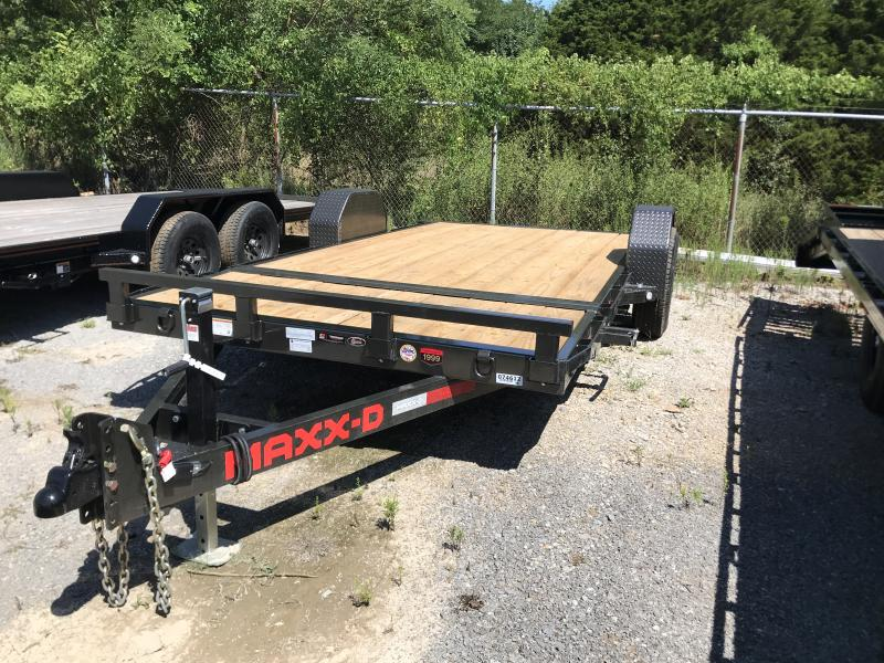 2021 MAXXD G4X8116 Equipment Trailer