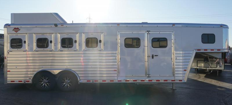 2020 Hart Trailers TRADITION 4 HORSE GN Horse Trailer