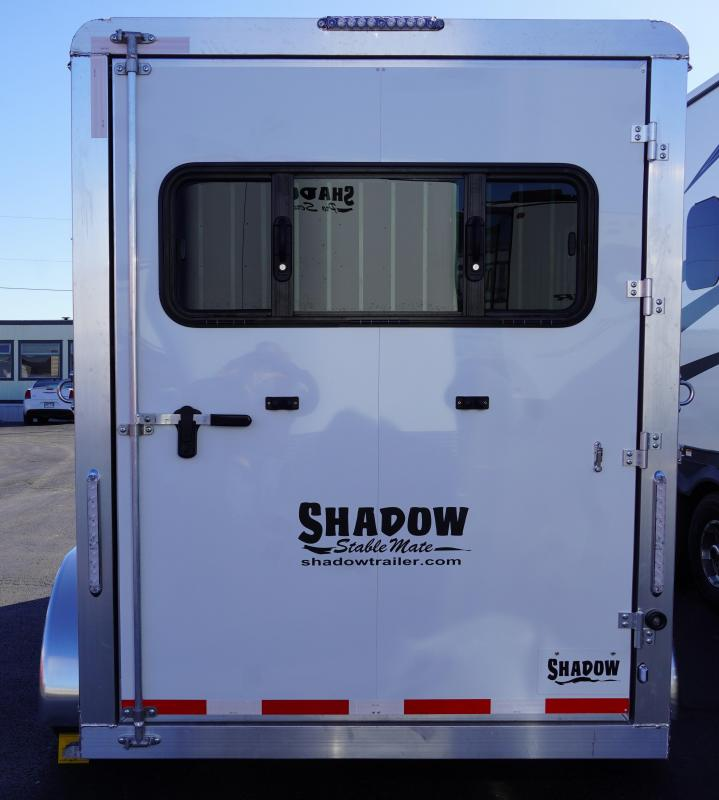 2020 Shadow Stable Mate 64160W-2SL-MID-BP