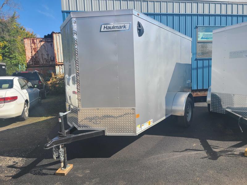 2022 Haulmark Passport Deluxe 5x10 Enclosed Cargo Trailer