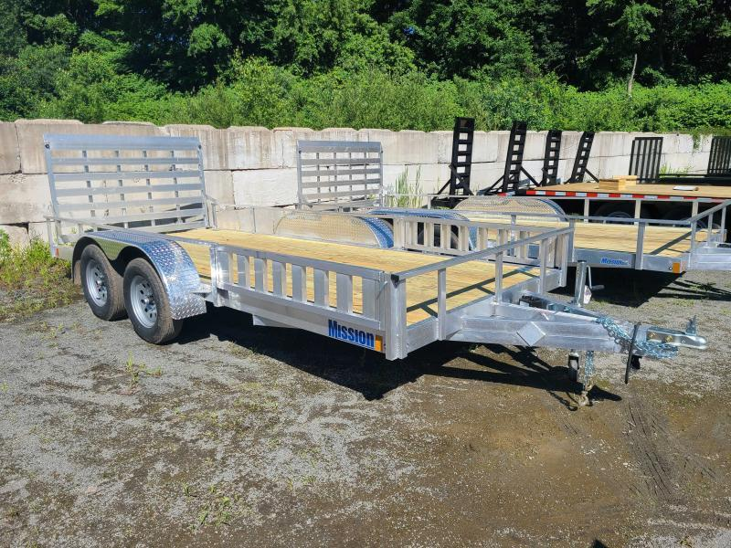 2022 Mission 6.5x16 ATV Utility Trailer