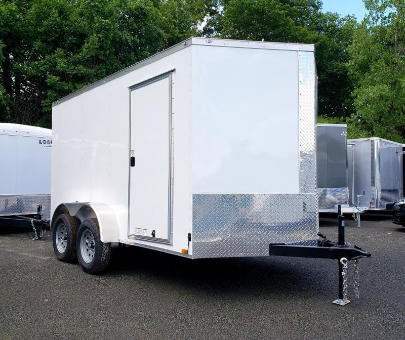 2022 Anvil 7x12 7K Enclosed Cargo Trailer