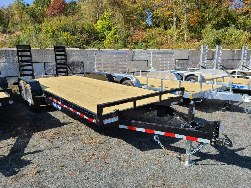 2021 Sure-Trac 7x20 14K Implement Equipment Trailer