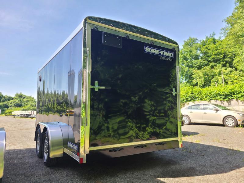 2022 Sure-Trac 7x14 Pro Series Round Top Enclosed Cargo Trailer