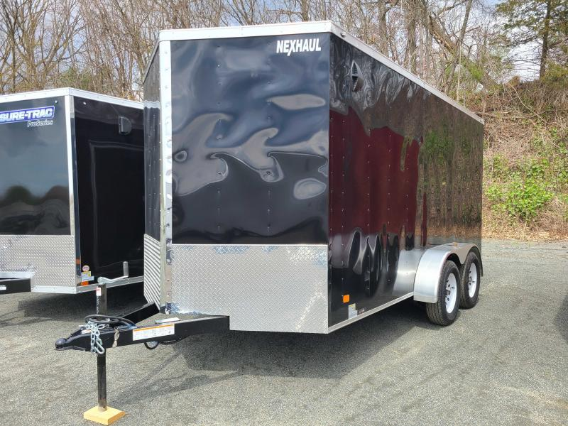 2021 Nexhaul 7x14 Enclosed Cargo Trailer